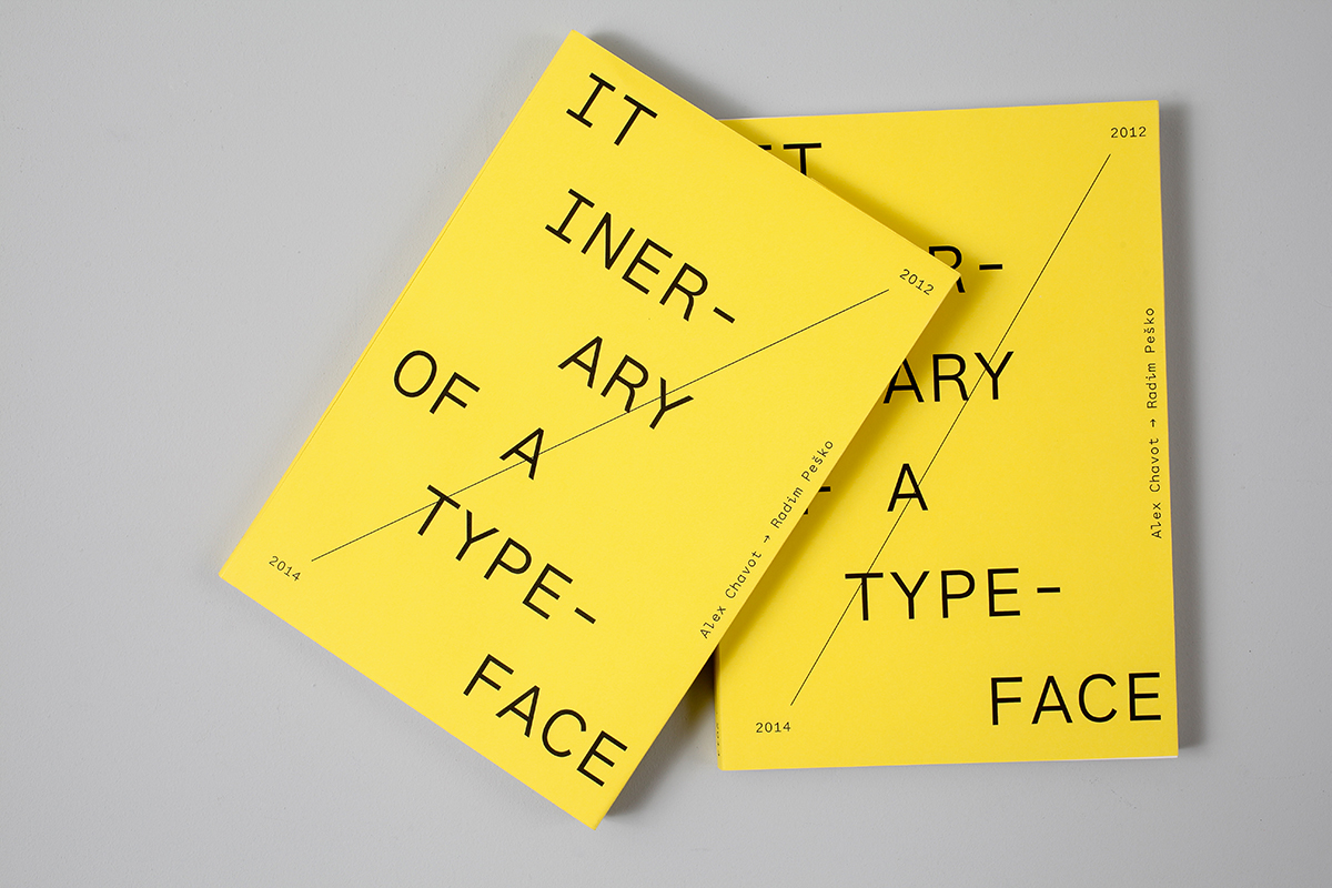 Itinerary Of A Typeface